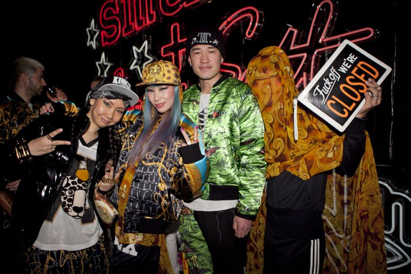 Jeremy Scott Tokyo Smart Car Japan Fashion Week 11 JEREMY SCOTT x SMART CAR TOKYO PARTY