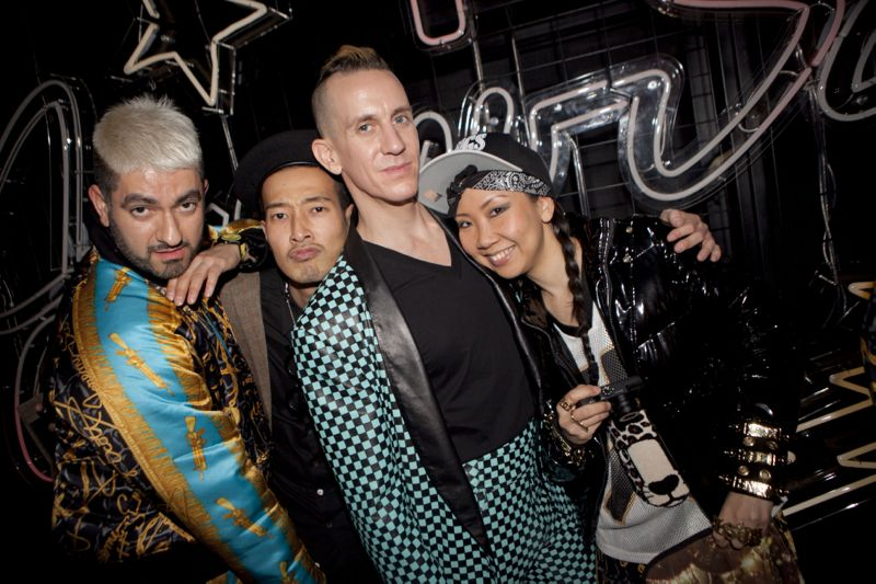 Jeremy Scott Tokyo Smart Car Japan Fashion Week 19 JEREMY SCOTT x SMART CAR TOKYO PARTY