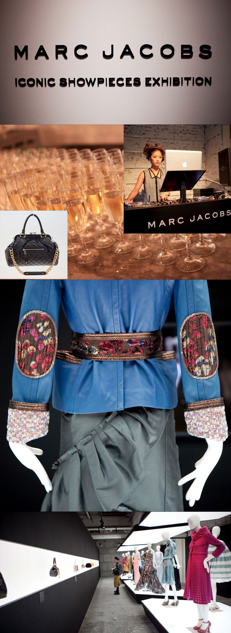 Marc Jacobs Iconic Showpieces Exhibition IDOL Aoyama Tokyo Dandy1