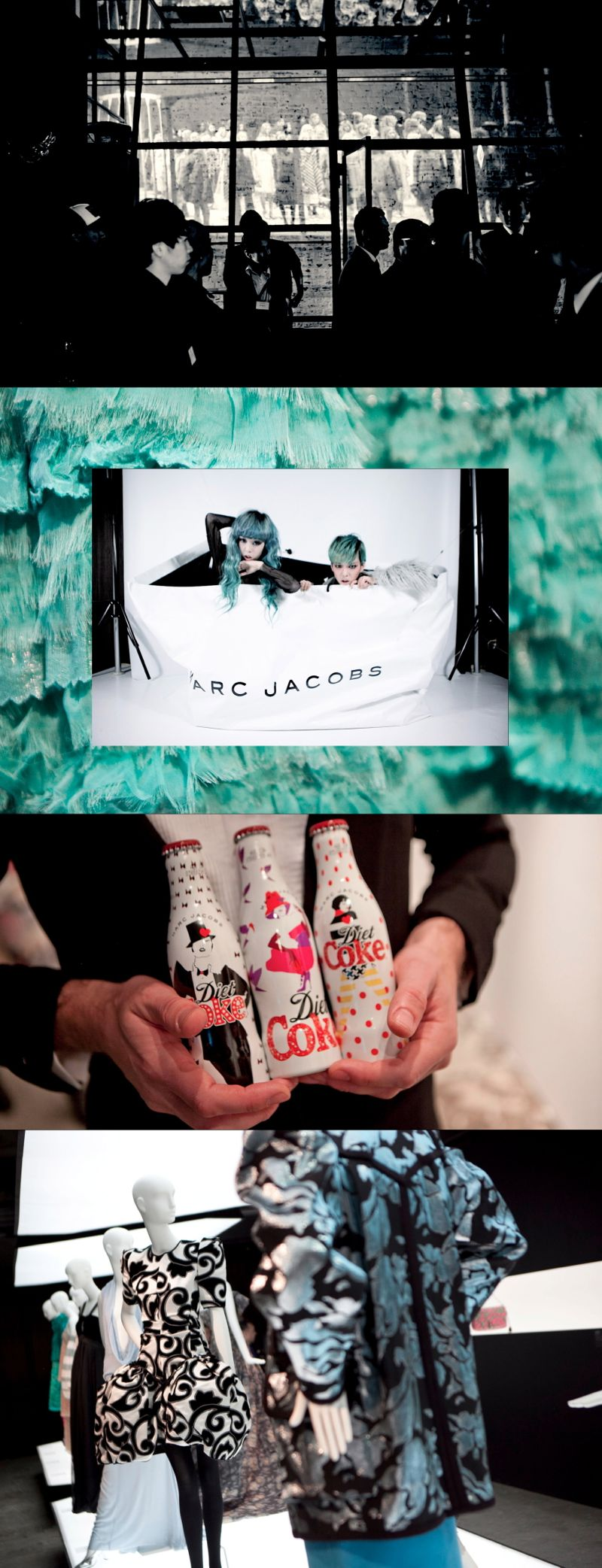 Marc Jacobs Iconic Showpieces Exhibition IDOL Aoyama Tokyo Dandy3