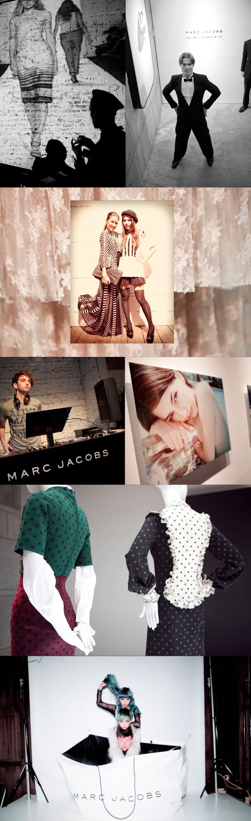 Marc Jacobs Iconic Showpieces Exhibition IDOL Aoyama Tokyo Dandy4