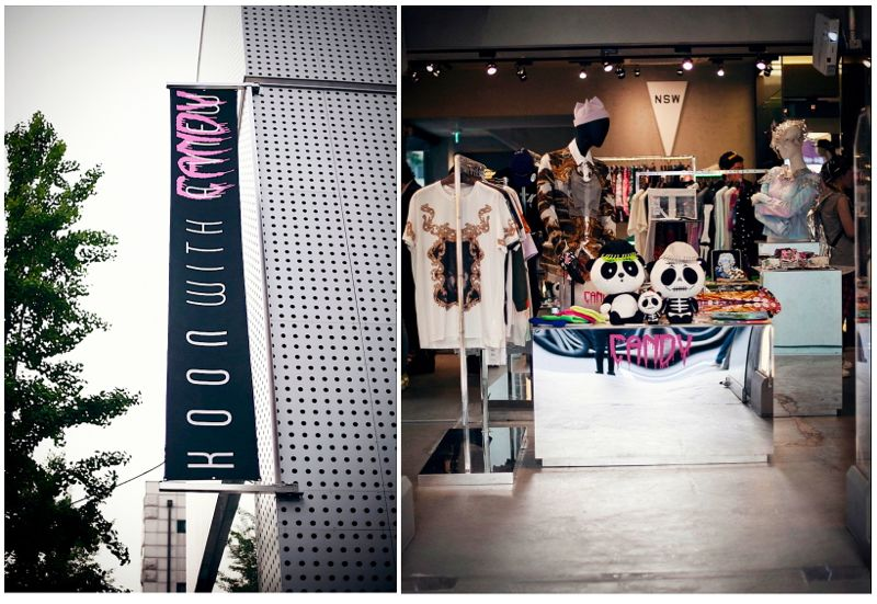 CANDY NIPPON pop-up Koon with a view Seoul Korea 01