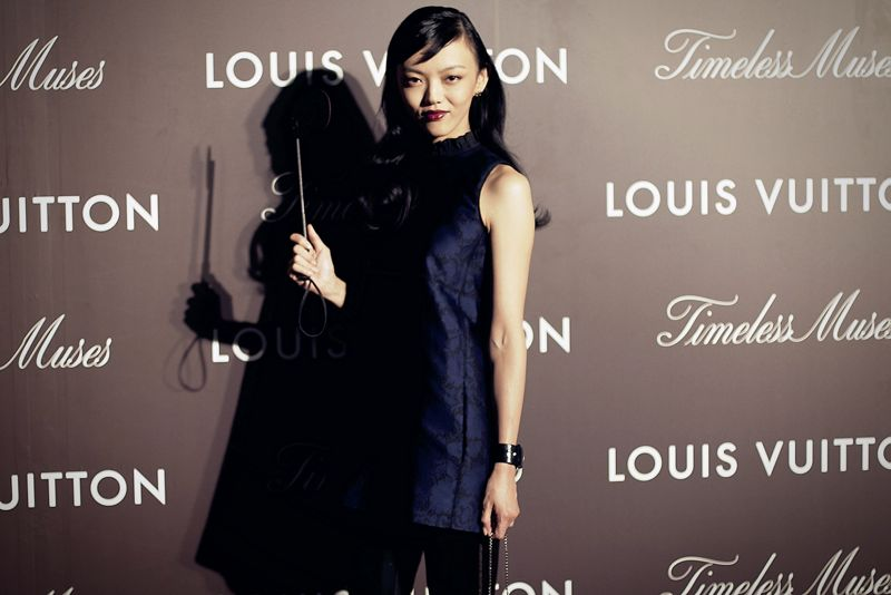 Louis Vuitton timeless muses tokyo dandy 05