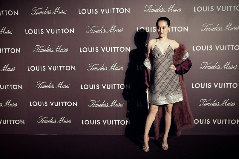 Louis Vuitton timeless muses tokyo dandy 07