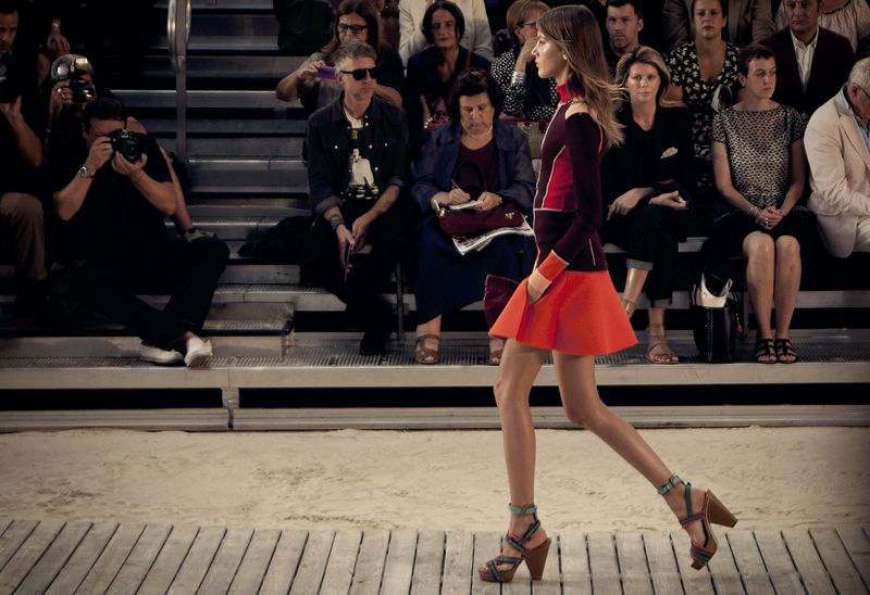 TOMMY HILFIGER SPRING 2014 NEW YORK FASHION WEEK 05