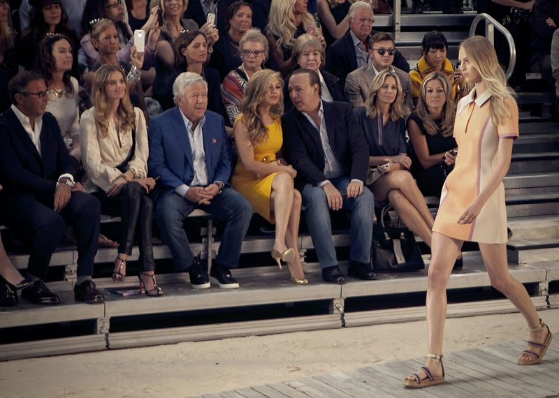 TOMMY HILFIGER SPRING 2014 NEW YORK FASHION WEEK 06