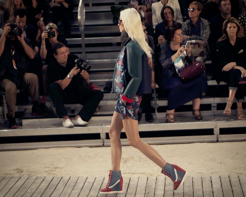 TOMMY HILFIGER SPRING 2014 NEW YORK FASHION WEEK 11