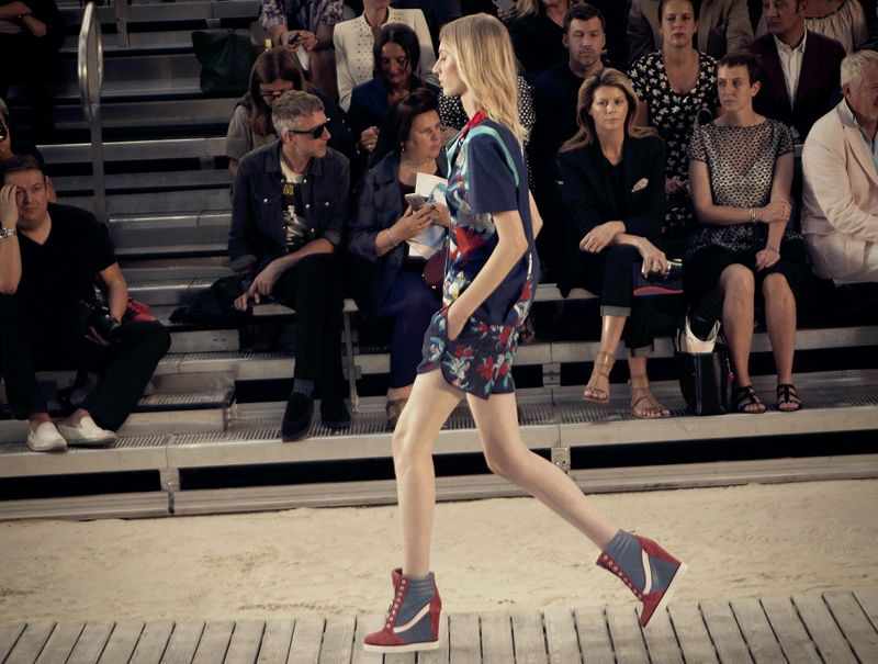 TOMMY HILFIGER SPRING 2014 NEW YORK FASHION WEEK 12