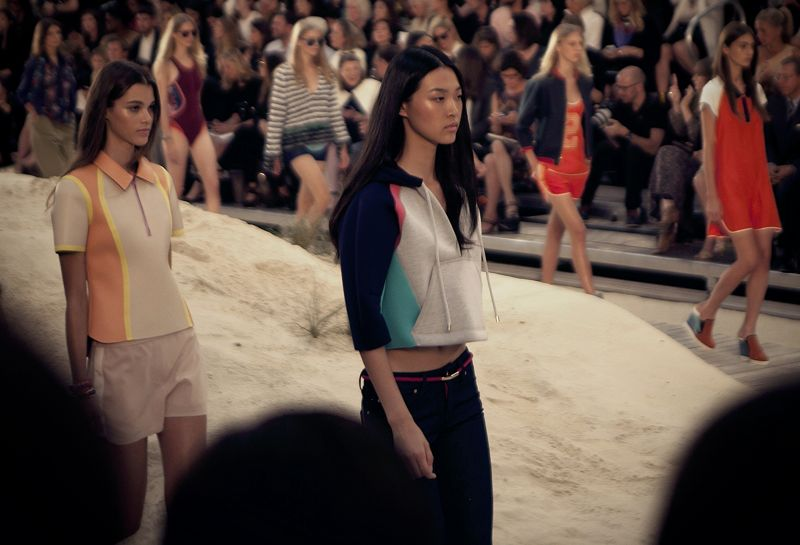 TOMMY HILFIGER SPRING 2014 NEW YORK FASHION WEEK 13