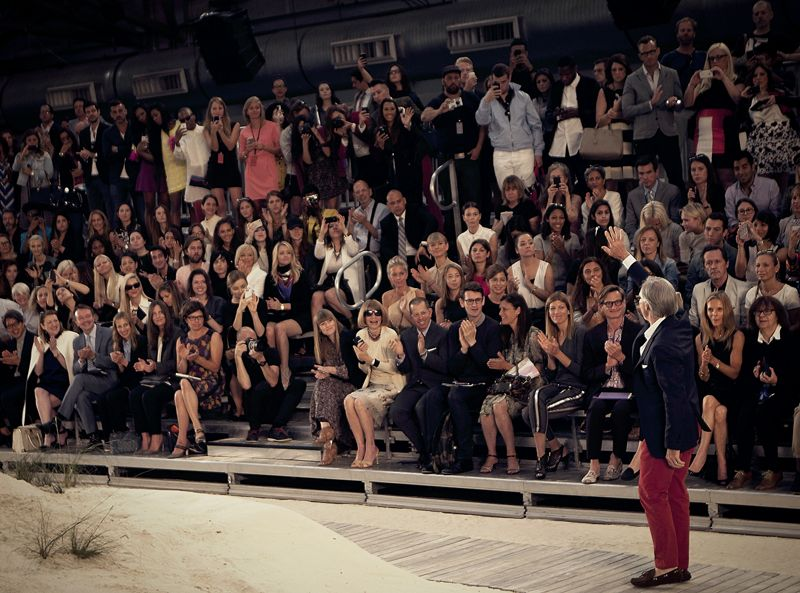 TOMMY HILFIGER SPRING 2014 NEW YORK FASHION WEEK 152 TOMMY HILFIGER SPRING 2014 COLLECTION IN NEW YORK