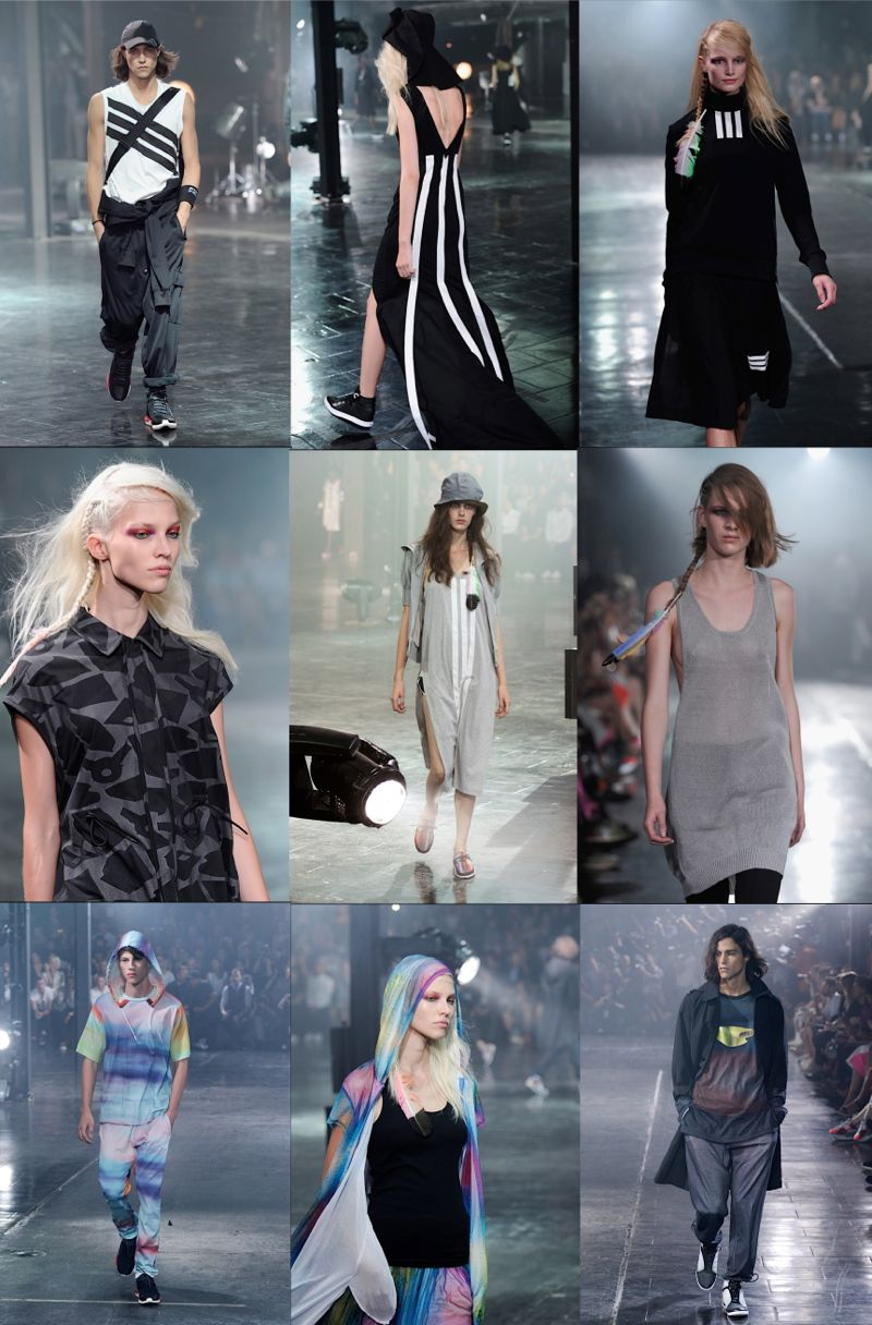 y-3 spring 2014 new york fashion week3