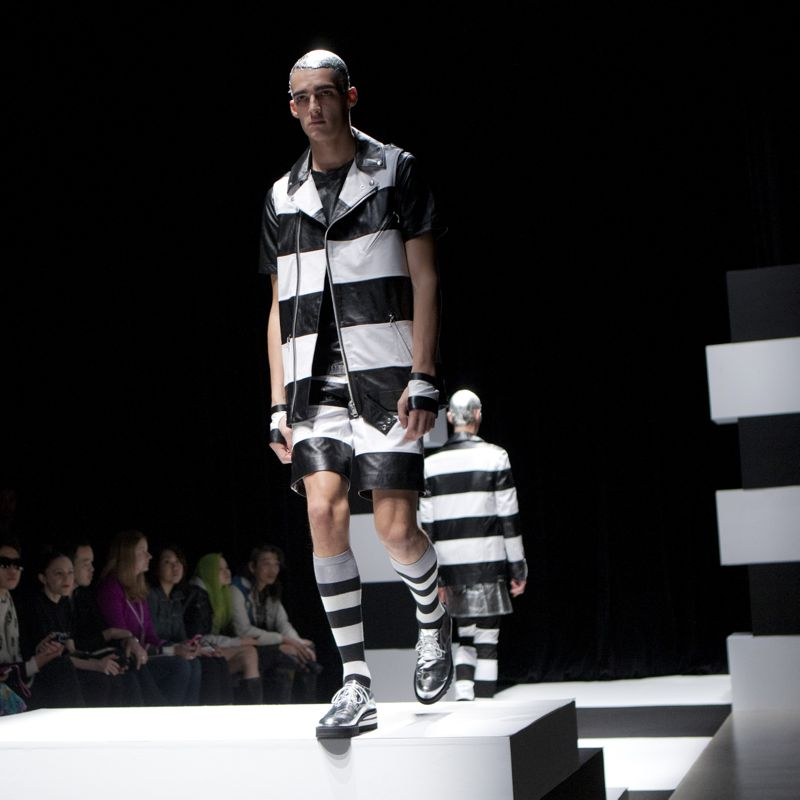 99percentis japan fashion week spring 201436
