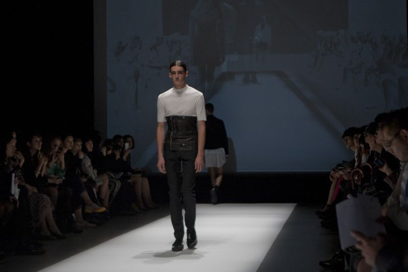 dressedundressed spring 2014 japan fashion week tokyo 23