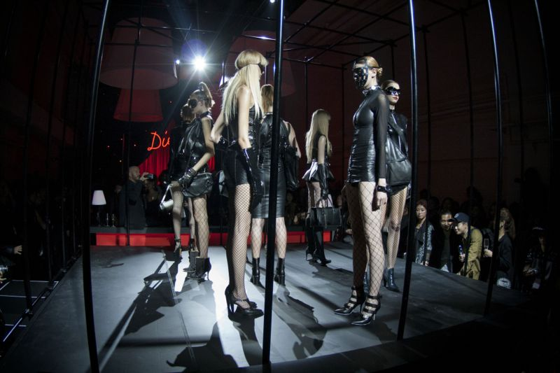 Diesel Party Tokyo Japan Nicola Formichetti Brooke Candy Georgia Jagger Ranzo Rosso 12