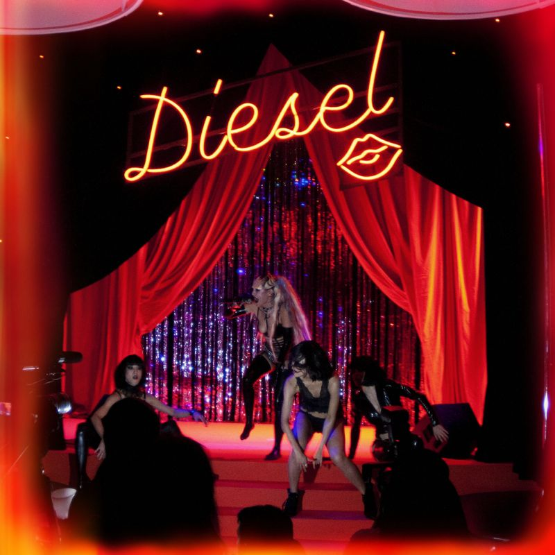 Diesel Party Tokyo Japan Nicola Formichetti Brooke Candy Georgia Jagger Ranzo Rosso 19