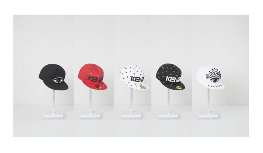 KENZO x NEW ERA - THE EYE COLLECTION 1