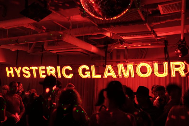 HYSTERIC GLAMOUR 30th anniversary party 14