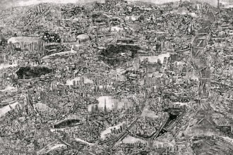 Details from the series of Diorama Map Tokyo Courtesy of Michael Hoppen Gallery © Sohei Nishino