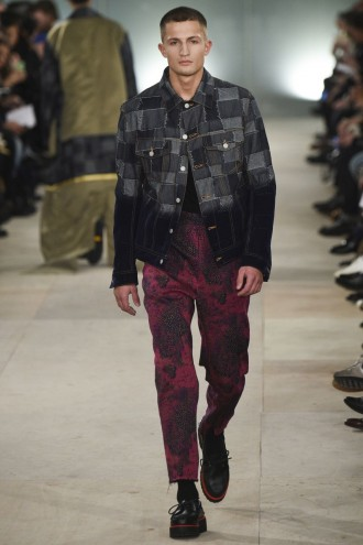 CASELY HAYFORD FALL:WINTER 2016-17 at LCM