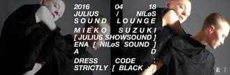%22JULIUS%22 × %22NILøS%22 NILøS Sound Project #002