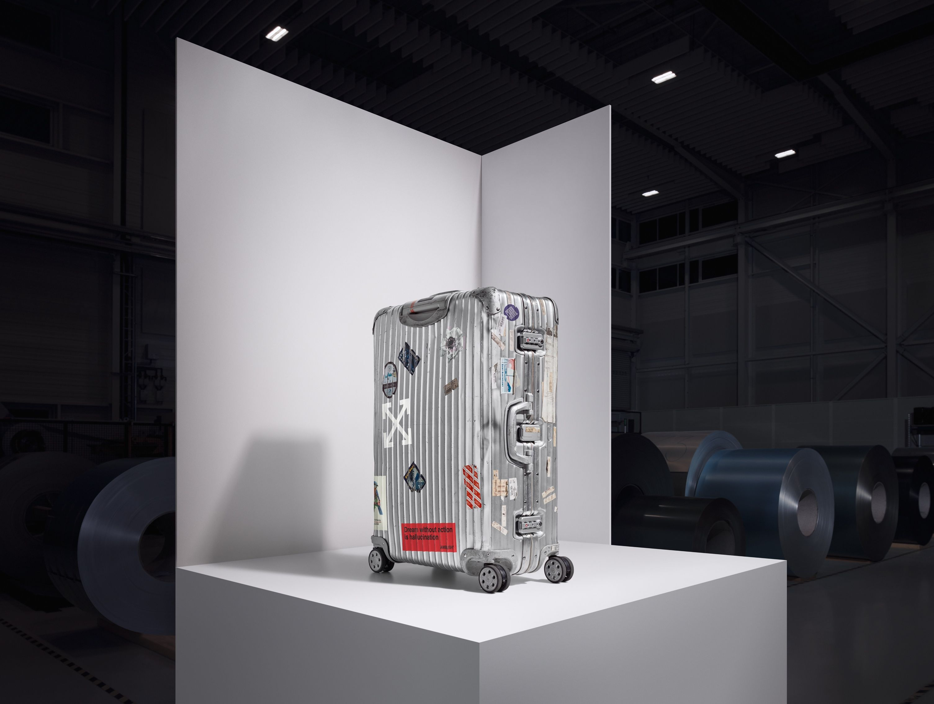 """MY RIMOWA"" EXHIBITION"