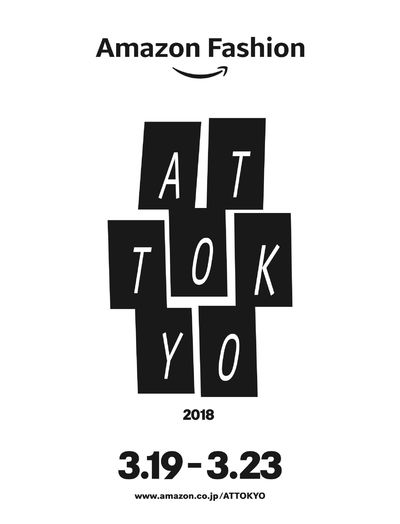 "Amazon Fashion ""AT TOKYO"" FALL 2018"