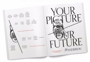 "JW ANDERSON's ""YOUR PICTURE / OUR FUTURE"" project"